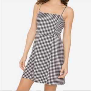 🎉3/$35 Kendall & Kylie BlackWhite checkered Dress